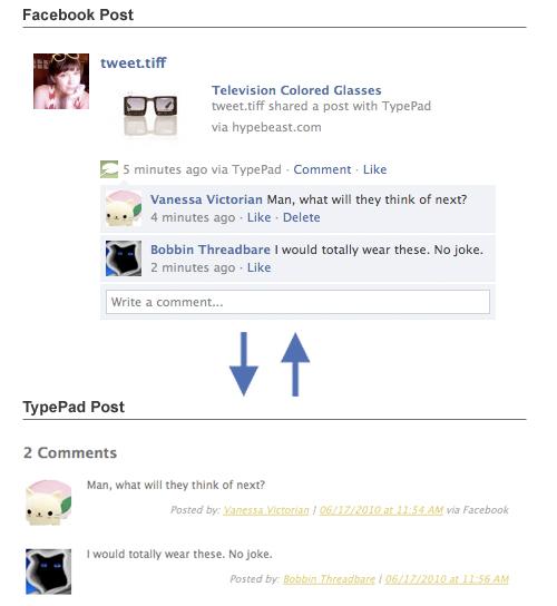 Facebookcommentsync